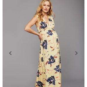 Rachel pally medium tulip print maternity dress